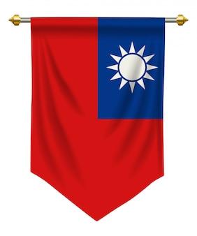 Taiwan pennant