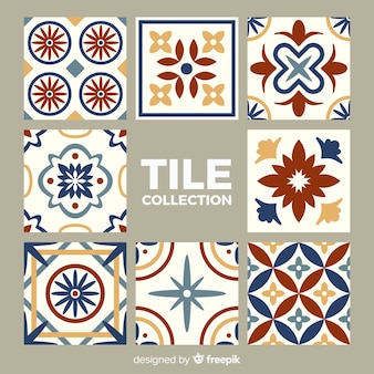 Talavera pack of tiles