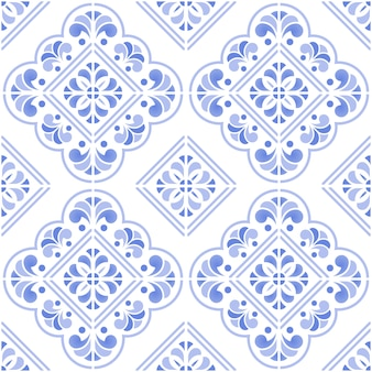 Talaveraタイルパターン