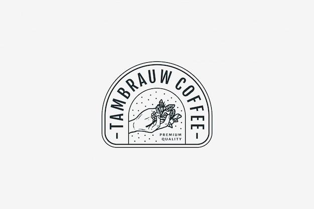 Tambrauw coffee  premium quality    coffee   bw