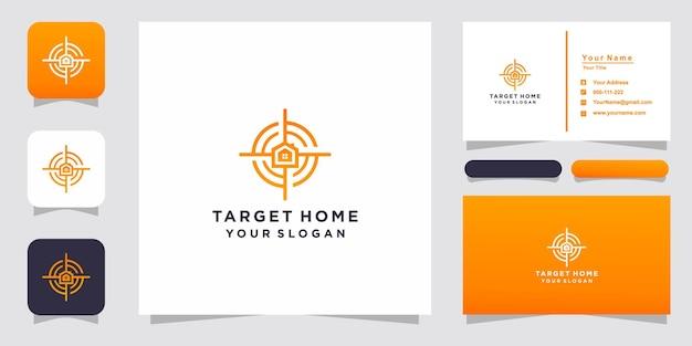 대상 홈 로고 디자인 및 명함 디자인