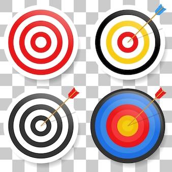 Target set icon