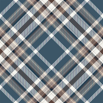 Tartan scotland seamless plaid pattern background fabric, vintage check color square geometric texture,