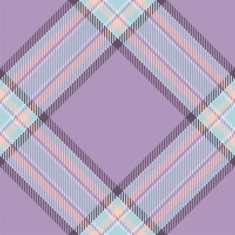 Tartan scotland seamless plaid pattern background fabric, vintage check color square geometric texture,