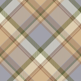 Tartan scotland seamless plaid pattern. retro background fabric. vintage check color square geometric texture.