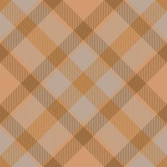 Tartan scotland seamless plaid pattern. retro background fabric. vintage check color square geometric texture.