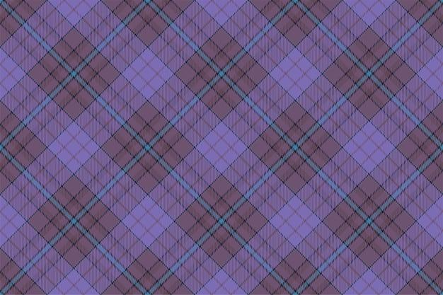 Тартан шотландия бесшовные плед. ретро фон ткань. винтажная клетка цвета квадратной геометрической текстуры