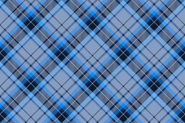 タータンスコットランドシームレスな格子縞のパターン。レトロな背景の生地。ビンテージチェック色の正方形の幾何学的なテクスチャー