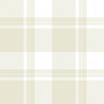 タータンチェックスコットランドシームレス格子縞パターンベクトル。レトロな背景生地。テキスタイルプリント、包装紙、ギフトカード、壁紙フラットデザインのヴィンテージチェックカラーの正方形の幾何学的なテクスチャ。