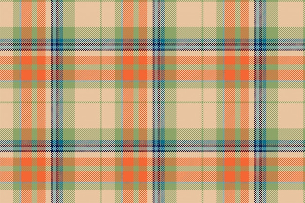 Tartan scotland seamless plaid pattern vector. retro background fabric. vintage check color square geometric texture.