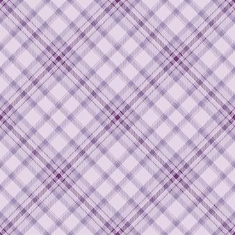 タータンチェックスコットランドシームレス格子縞パターンベクトル。レトロな背景生地。ヴィンテージチェックカラースクエア
