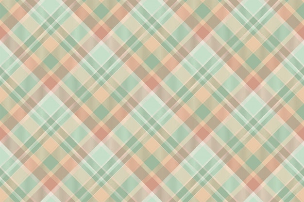 타탄 스코틀랜드 원활한 격자 무늬 패턴 벡터입니다.