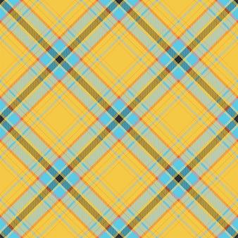 タータンスコットランドのシームレスな格子縞パターンベクトル。