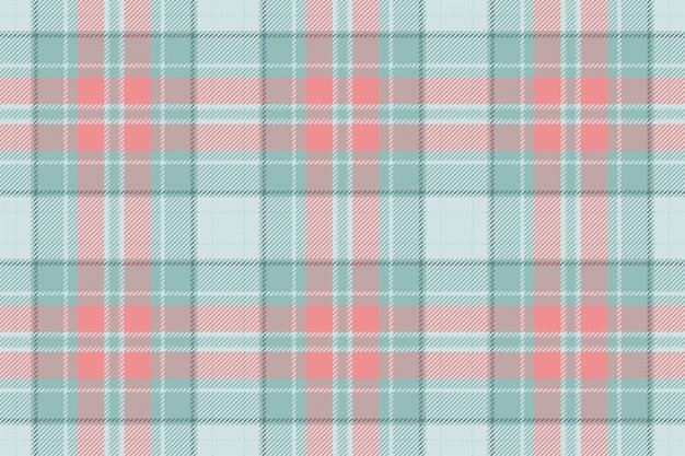タータンスコットランドのシームレスな格子縞のパターン。ビンテージチェック色の正方形の幾何学的なテクスチャー。