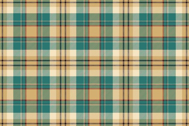 Tartan scotland seamless plaid pattern