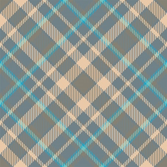 Tartan scotland seamless plaid pattern