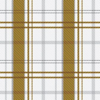 Tartan seamless pattern fabric