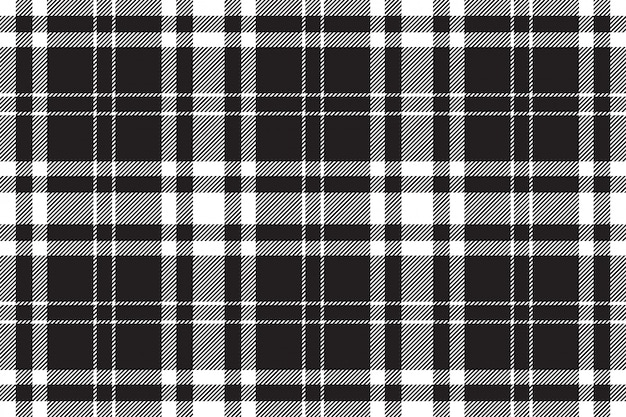 Tartan seamless plaid pattern. vintage check color square geometric texture.