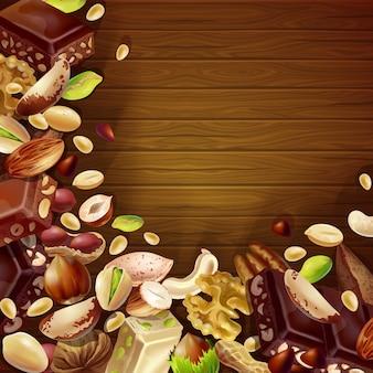 Вкусные натуральные продукты