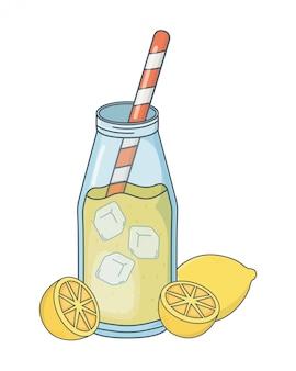 Tasty refresh cartoon
