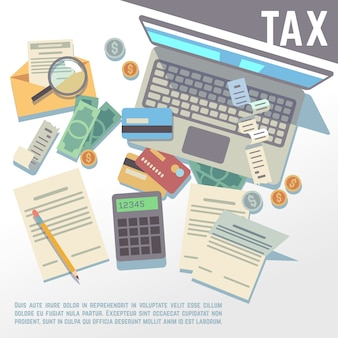 Tax calculation