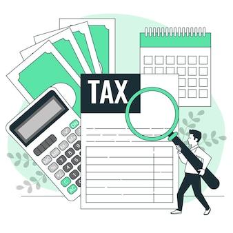 税の概念図