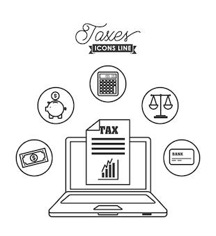 Дизайн налогового времени