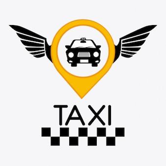 Taxi design.