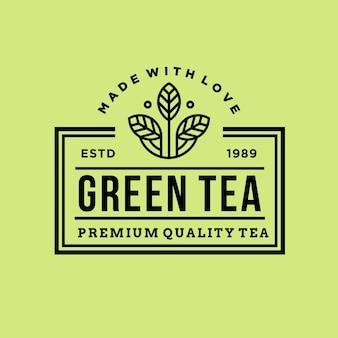 Tea-vector logo/icon illustration