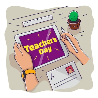 День учителей