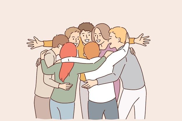 팀 리더십 승리 개념