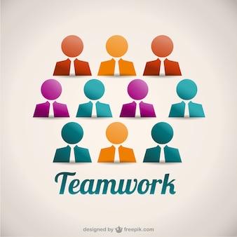 Teamwork avatars
