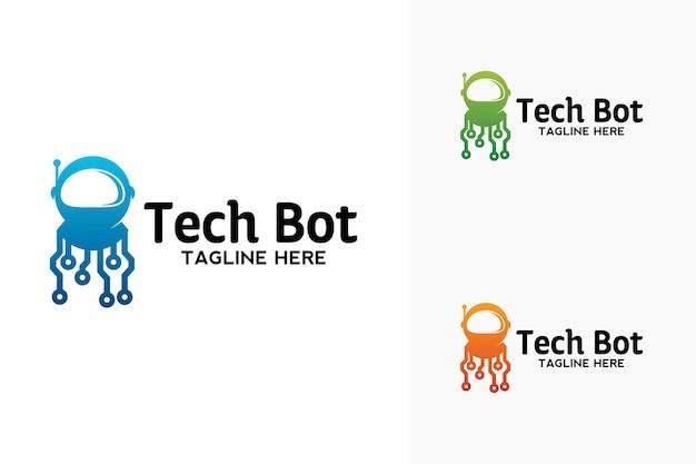 ハイテクボットのロゴ