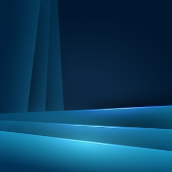 Technical blue background