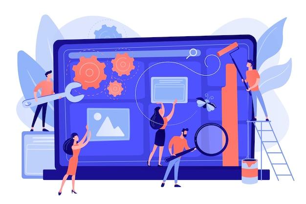 기술 지원, 프로그래밍 및 코딩