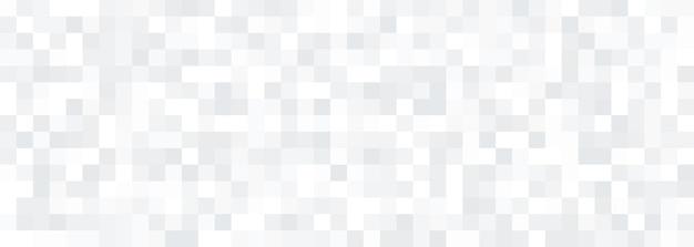 Technilogy 흰색과 회색 사각형 패턴.