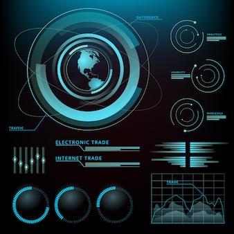 インフォグラフィックの技術設計