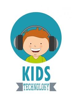 Technological kids