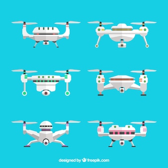 Technological pack of modern drone