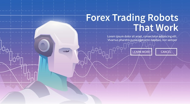 Technologies in business and trading.