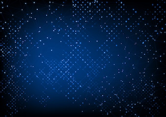 Technology abstract background with lattice design