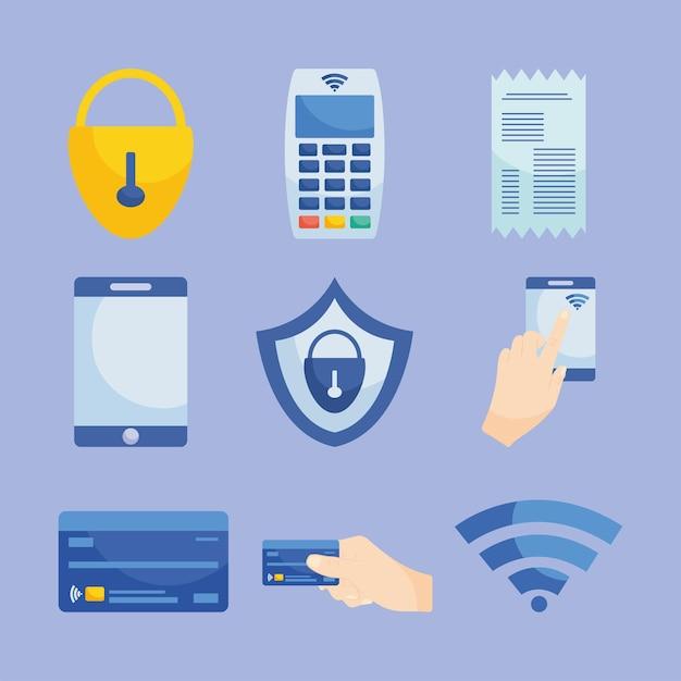 Технологии и бесконтактные платежи