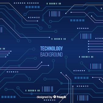 Технологический фон