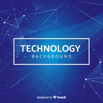 Technology background