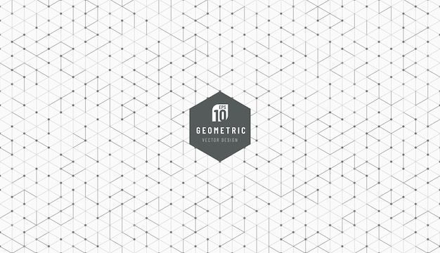 Technology black and grey technology design of hexagonal style background.