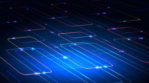 輝線の技術設計