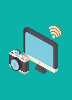 Technology devices design