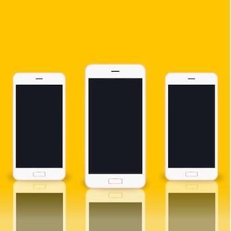 Concetto di vettore dell'icona del dispositivo digitale di tecnologia