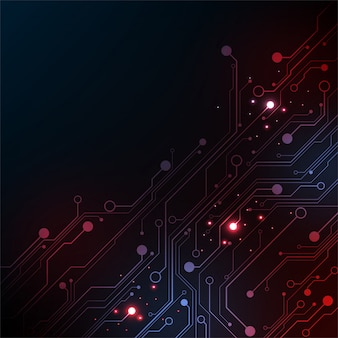 Technology in electronic circuit design.