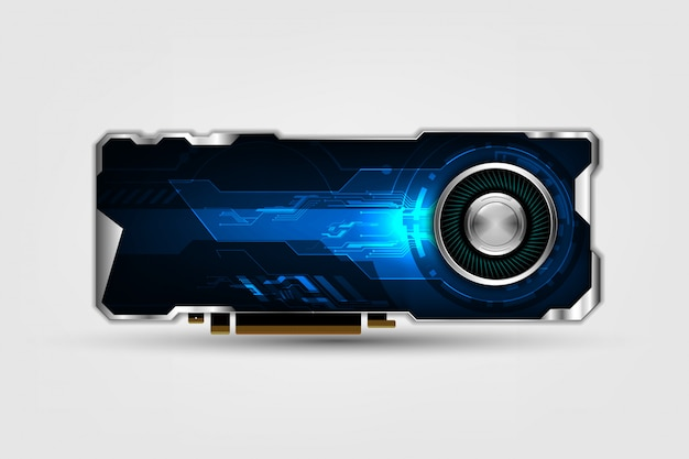 Technology graphics card